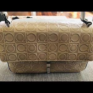 Preowned Authentic Salvatore Ferragamo Hand Bag